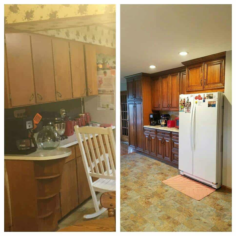 kitchen remodel bellwood pa