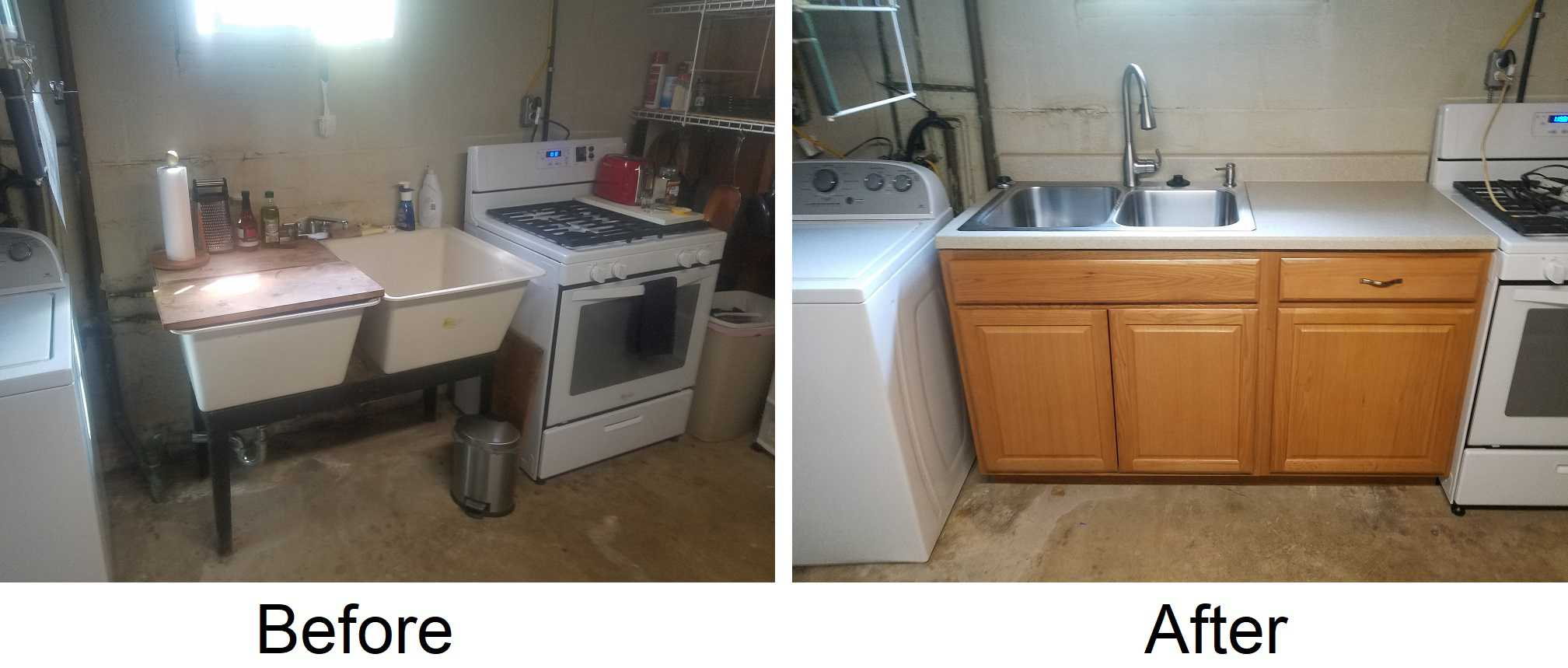laundry room remodel huntingdon pa