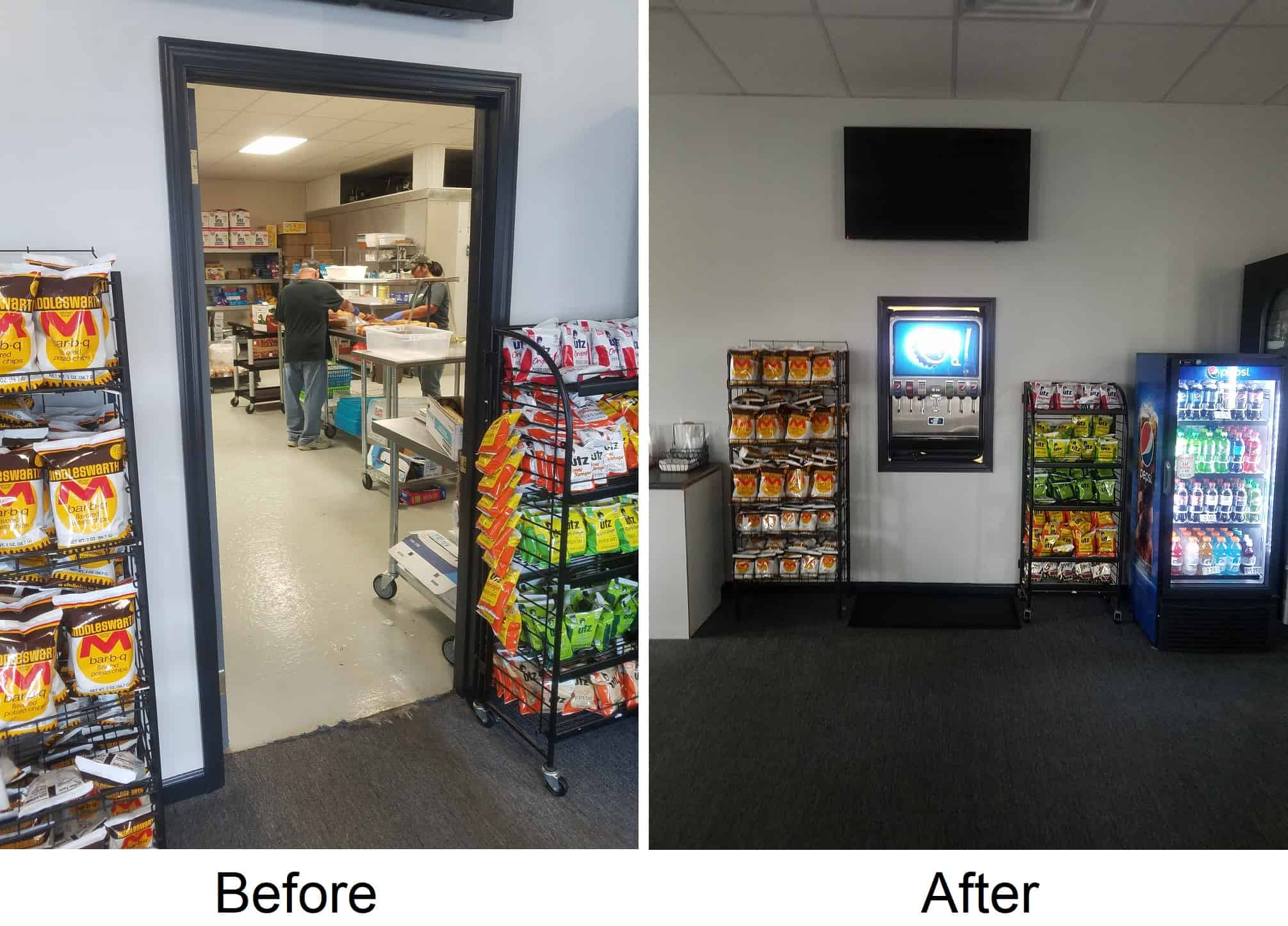 powerhouse subs remodel altoona pa before and after
